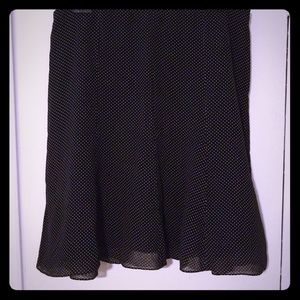 Cute flowy A-line skirt
